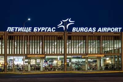 Бургас. Аэропорт