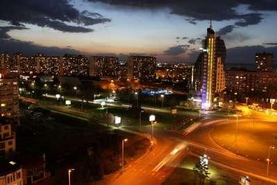 Вечерний Бургас