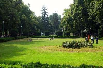 Городской парк Видина