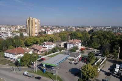 Город Видин. Болгария