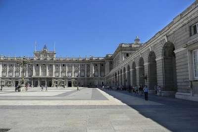 Дворец и Оружейная площадь