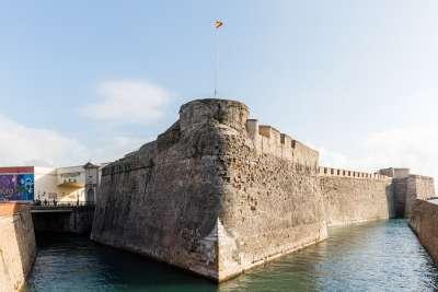 Королевские стены