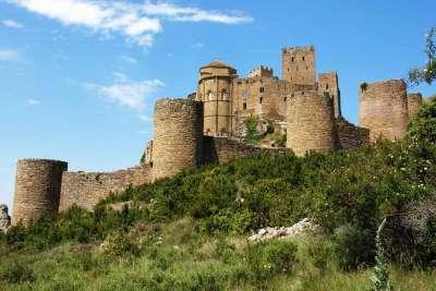 Крепостные сооружения Уэски