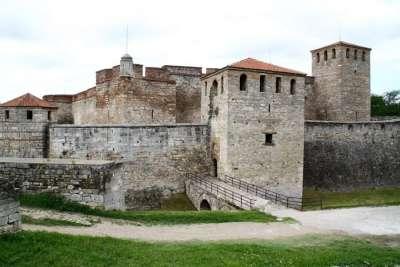 Средневековая крепость Баба Вида