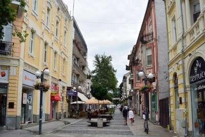 Центр Бургаса