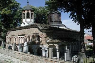 Церковь Св. Николая в Велико Тырново