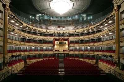 Зал Королевского театра