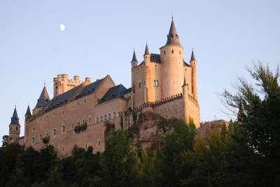 Королевский замок (Алькасар) в Севильи