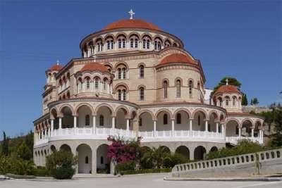 Монастырь Святого Нектария