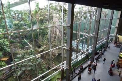 Музей науки в Барселоне