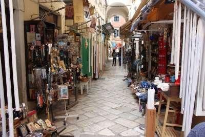 Покупки в Греции