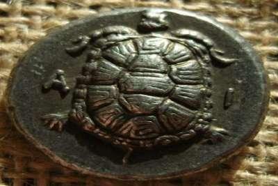Эгинская монета