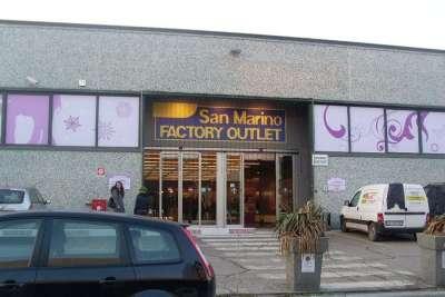 Аутлет в Сан-Марино
