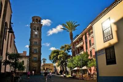 Город Ла Лагуна