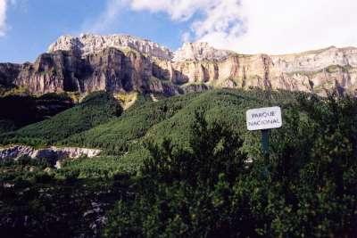 Горы парка Ордеса