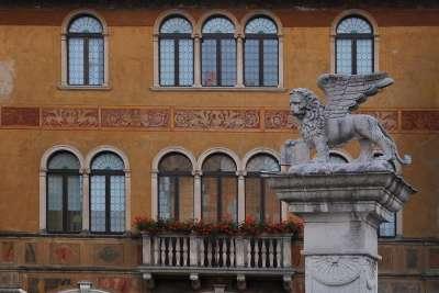 Достопримечательности Бессано-дель-Граппа