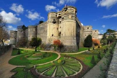 Замок Анже