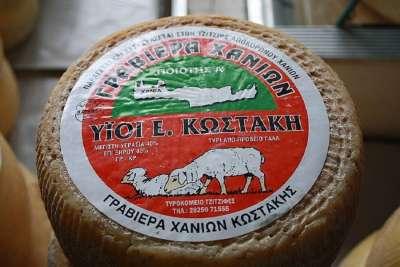 Критский сыр