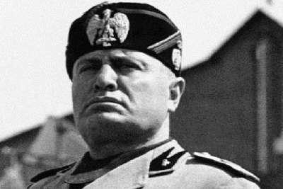 Муссолини