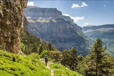 Пеший туризм в Испании
