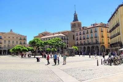 Площадь Plaza Juan