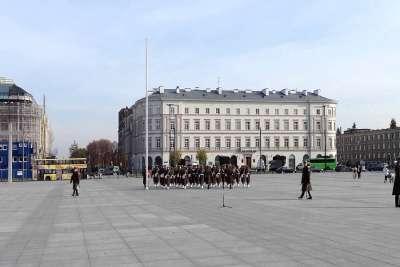 Площаль Пилсудского