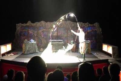 Театр мыльных пузырей