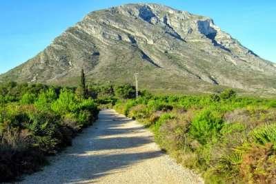 Туристический маршрут по Montgo Natural Park