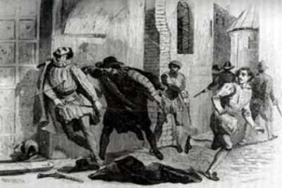 Убийство Эскобедо