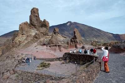 Экскурсии к вулкану Тейде