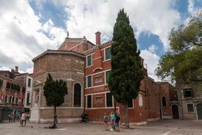 Церковь Сан-Поло