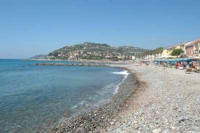 Пляж империи