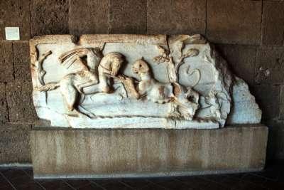 Скульптуры Родоса