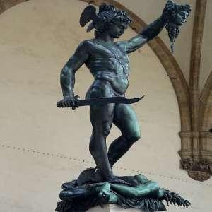 Статуя Персей