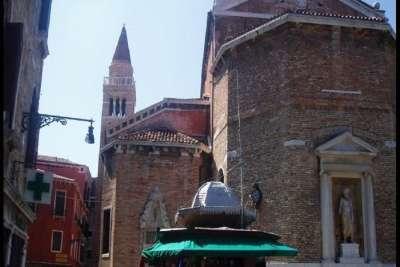 Церковь Сан-Поло и Колокольня