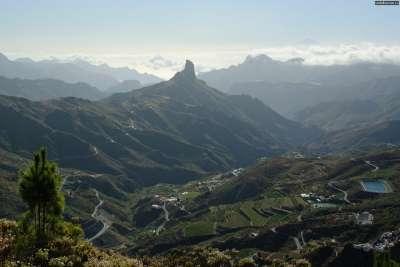 Горы Гран-Канария