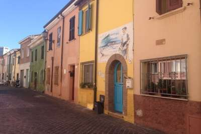 Дом сестры Федерико Феллини