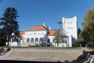 Замок Дунгур