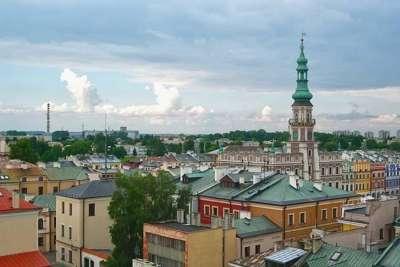 Замосць, Польша