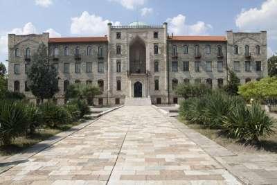 Исторический музей в Кюрджали