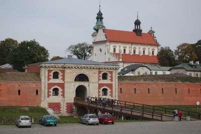 Крепость Замосць