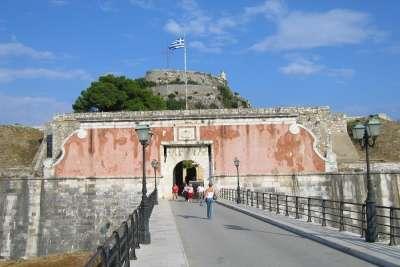 Мост к Старой Крепости