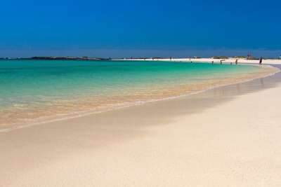 Пляжи Фуэртевентуры