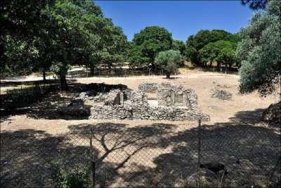 Руины Ялиса