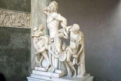 Скульптура Лакоон