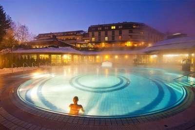 Термальные воды в отеле