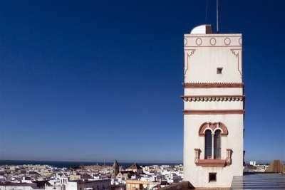 Башня Тавира в Кадисе