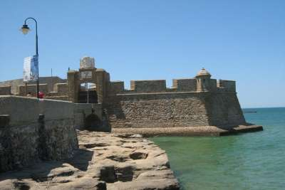 Крепость города