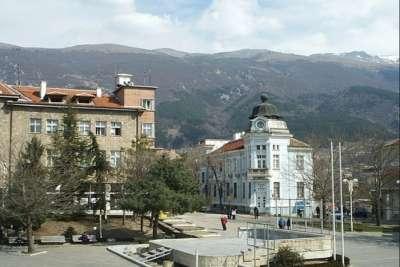 Город Карлово. Болгария.