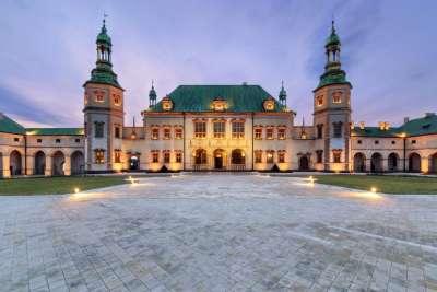 Дворец Краковских епископов в Кельце